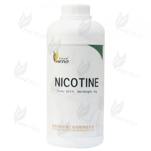 tobacco extraction   high purity nicotine
