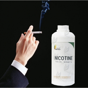 Professional sulfate tobacco extraction pure nicotine Manufacturers